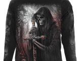 Soul Searcher Longsleeve T-Shirt Black