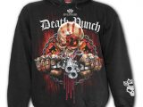 Five Finger Death Punch – Assassin – Men's Black Hoodie