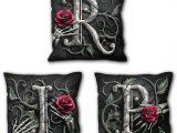 R.I.P. Square Cushions – Set of 3